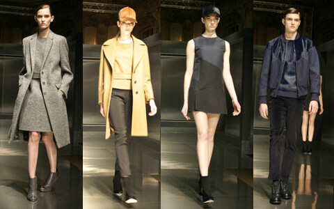 2013年秋冬ファッショントレンド パリコレクション速報【2】 ニール・バレット