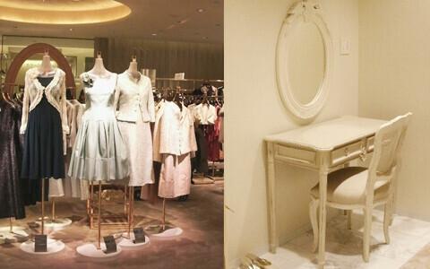 「最高のファッションミュージアム」伊勢丹新宿店に  スペシャルなドレスアップゾーンが誕生