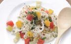 容器1つで簡単にできる、栄養バランスのよい満腹サラダレシピ