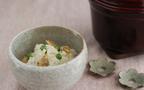 旬の味覚を簡単ごはんで! ~あさりとグリーンピースの炊き込みごはん~