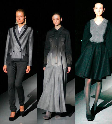 2013年秋冬 ファッショントレンド東京コレクションレポート06 ATSUSHI NAKASHIMA