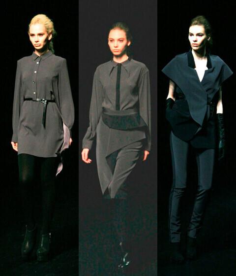 2013年秋冬 ファッショントレンド東京コレクションレポート08 エー ディグリー ファーレンハイト