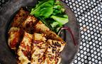 安メシレシピ、新玉ねぎとツナのもちもちチヂミ