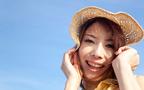 夏の必需品、似合う帽子の見つけ方