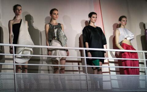2014年春夏ファッショントレンド パリコレクション速報【3】AMAYA ARZUAGA
