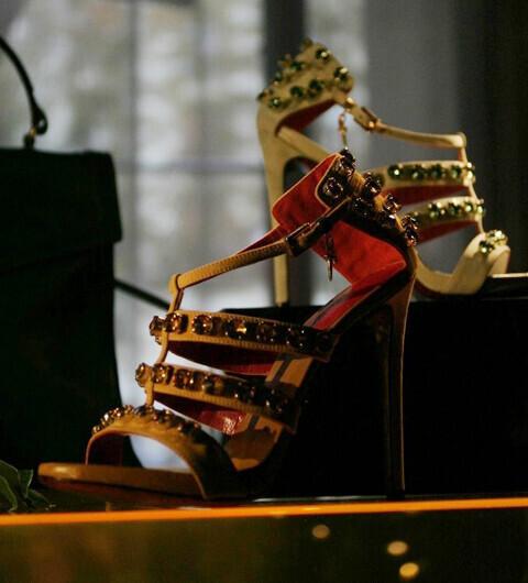 2014年春夏ファッショントレンド パリコレクション速報【9】CESARE PACIOTTI 展示会