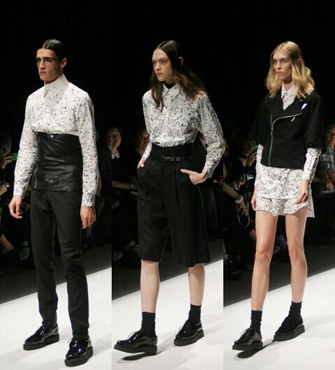 2014年春夏 ファッショントレンド東京コレクションレポート04 ドレスドアンドレスド