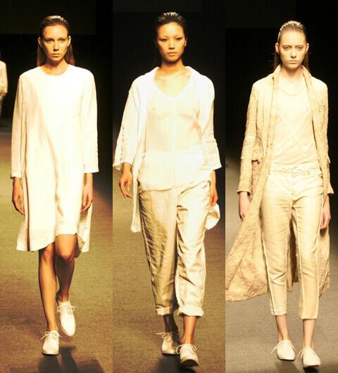 2014年春夏 ファッショントレンド東京コレクションレポート07 JNBY