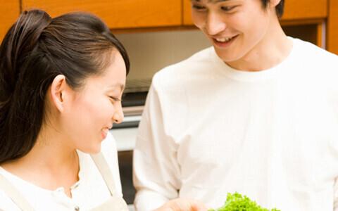 「料理上手」は「恋愛上手」?