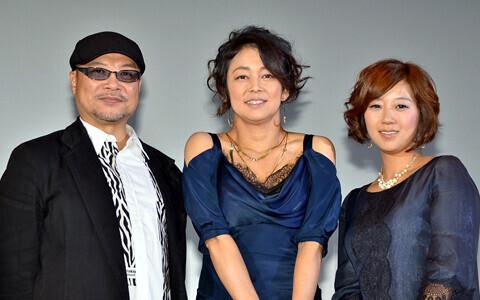 元オセロの中島知子、18禁映画公開決定に「ついつい脱いでしまいました」