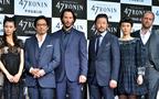 元KAT-TUNの赤西仁、ハリウッドデビュー作会見で「赤西でござる」と上機嫌
