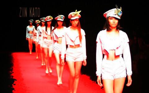 2014年春夏 ファッショントレンド東京コレクションレポート12 JIN KATO