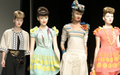 2014年春夏 ファッショントレンド東京コレクションレポート14 Yukiko Hanai