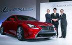 高級車ブランドLEXUSがプロゴルファー松山英樹選手と契約! 世界に羽ばたく日本育ちに注目