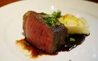 銀座でリーズナブルなイタリアンコース、塊で焼く肉が魅力