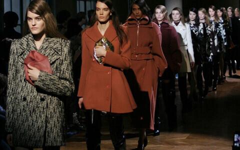 2014年秋冬ファッショントレンド パリファッションウィーク速報【1】カルヴェン