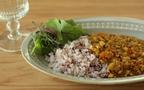 がっつり食べたい日には、「肉なしヘルシーな豆腐のキーマカレー」