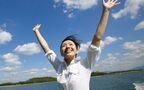 呼吸法で春のストレスを吹き飛ばす!