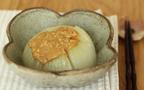 レンジで簡単! ダイエットレシピ ~新たまねぎの丸ごとゴマ味噌蒸し~