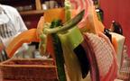恵比寿で、珍しい和野菜をフレンチテイスト&リーズナブルに食べられる