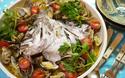 父の日のご馳走レシピ、見た目も豪華な鯛とアサリの簡単パエリア