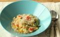 我慢せずにキレイになろう! 簡単ダイエットレシピ ~夏野菜の発芽玄米リゾット~