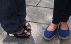 オシャレなパリジェンヌ親子のファッション・靴編 【YukaCoco】