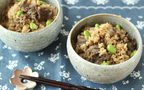 炊飯器におまかせ! 彼も大満足な簡単レシピ ~牛肉と枝豆のエスニック風炊き込みごはん~