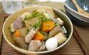 寒い日に彼と食べたいアツアツレシピ、日本酒にも合う「オリジナルモツ煮」