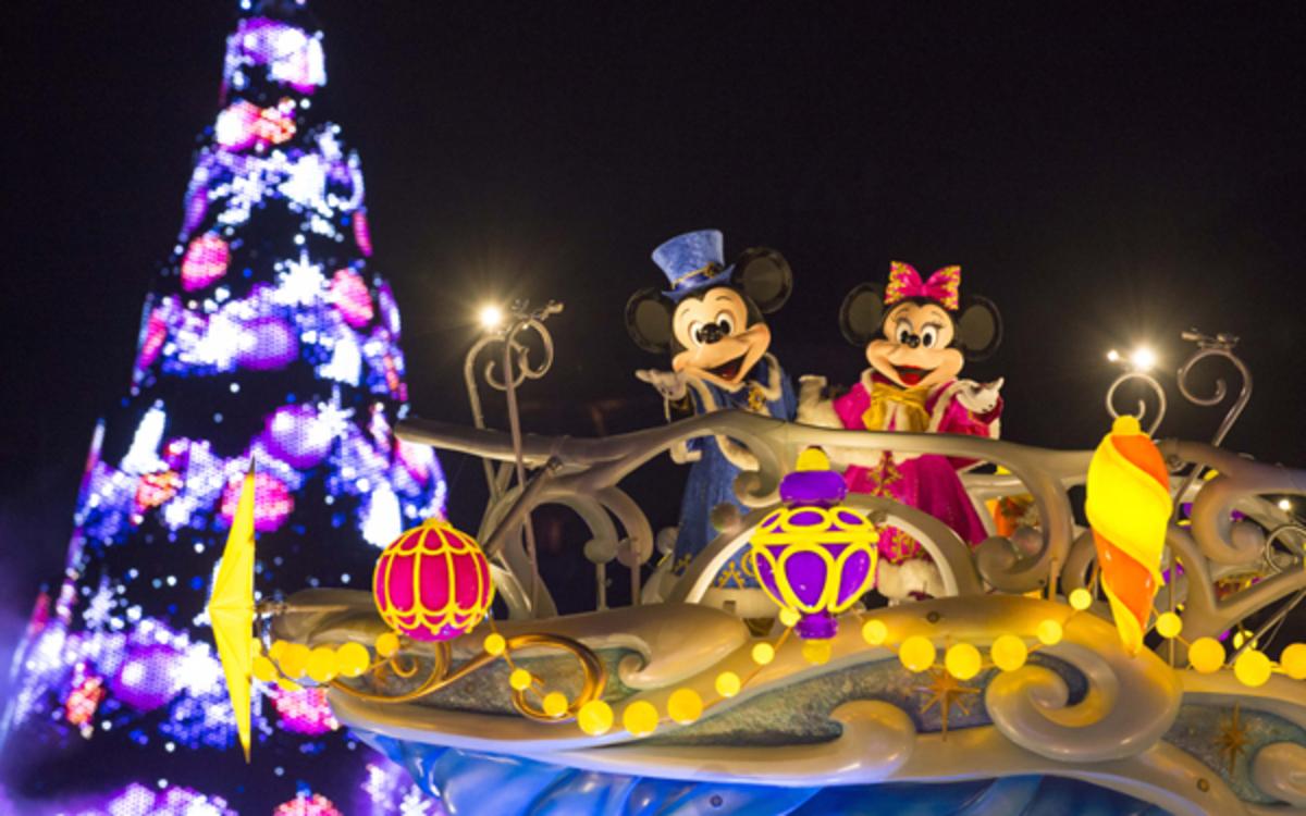 ディズニー クリスマスまとめ。ディズニーランド・ディズニーシーの