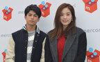 フリマアプリ「メルカリ」がリアルのフリマを初開催! 元テラスハウスの菅谷哲也と筧美和子も私物を出品、即ソールドアウト