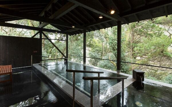 この冬は都内から85分の箱根でゆっくり名湯に浸かってみては?