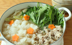 ダイエットの味方、アナ雪ブームで人気上昇中のヘルシー雪見鍋