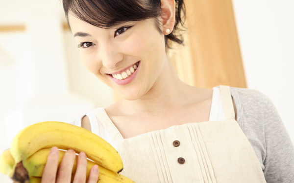 風邪やインフルエンザの予防には免疫力アップ! 冬こそ食べたいバナナの秘密