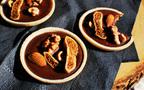 差をつけるバレンタインレシピ、あんことチョコのマリアージュ! 「餡チョコ最中」