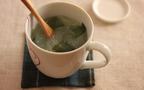 節約にピッタリ! 包丁もお鍋も不要、レンジで3分のマグカップスープ