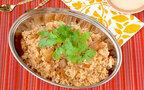 驚くほど簡単にできる。世界で最もおいしい食べ物、マッサマンカレー(無印良品)を使ったプラオ風ピラフ