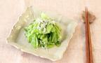 旬の野菜、たった3分でもう一品! 春キャベツと釜揚げしらすのレンジ蒸し