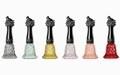 カラバリがスゴイ! アナ スイのネイルカラー「2015 BEACH COLLECTION 『Bells Ring』」50色が新登場