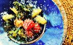 食欲がないときでもガッツリと食べたくなる「鮮やかなスタミナマリネ」