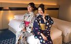 この夏こそ浴衣ディズニー! 浴衣でホテルステイを満喫できるヒルトン東京ベイ&TSUMORI CHISATOのコラボがステキ