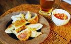 新しい美味しさ、マーボー豆腐味の餃子でビールがどんどん進む