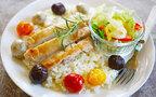 栗と鶏肉が見事にマッチ! 炊飯器でつくる簡単バターチキンピラフ