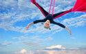 浮遊感がたまらない! 空中で行うフィットネス&エクササイズ