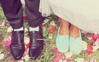 結婚式にドレス×スニーカー!? 今ちまたで話題のウエディングコーデ