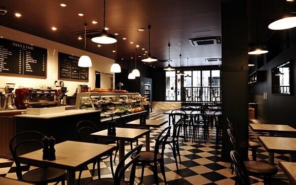 ロンドン人気No.1 五感で楽しむデリカフェ#表参道 #franzeandevans #おしゃれカフェ Vol.13