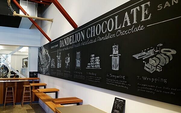 「ダンデライオン・チョコレート[ファクトリー&カフェ蔵前]」