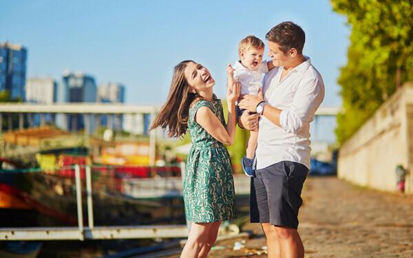夫婦別姓の国の子供の姓。国際結婚や海外の子供の名前事情