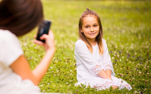 スマホで子どもを上手に撮影する方法