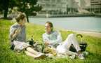 手ぶらで贅沢ピクニック! デイタイムグランピングを楽しめる 『PICNIC』が横浜にオープン